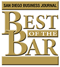 San Diego Business Journal's 2016 Best of the Bar