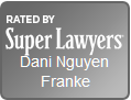 "Southern California Super Lawyers ""Rising Star"", 2013-2016"